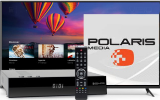 Polaris tv ugradnja