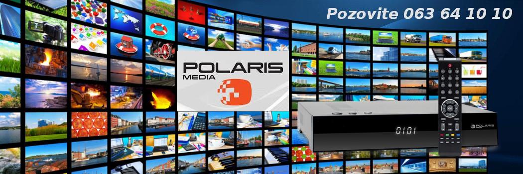 Polaris tv - Ovlašćeni distributer